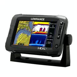 Lowrance HDS7 Touch Gen 2 - GPS/PLOTTER/ECO S/TRASD.