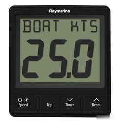 Display Speed Raymarine i50
