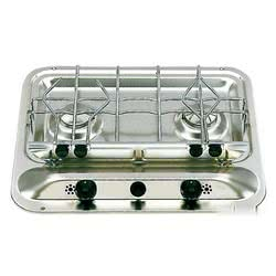 DOMETIC 2 Burner Hob without sink