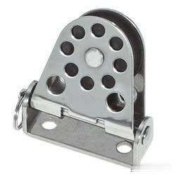 Viadana Bozzello verticale pivotante diametro mm 28 per cime mm 8
