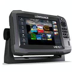 Lowrance HDS-7 Gen3 ROW with NoXD