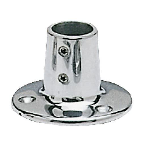 Base inox pulpito 30° 22 mmMarca Osculati41.112.00