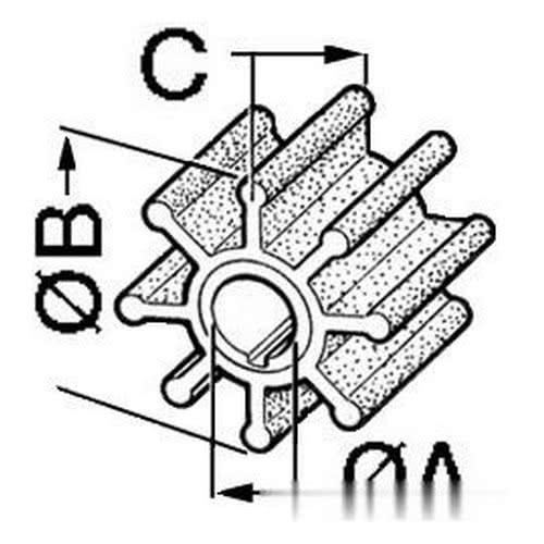 Aifo Inboard Engines Osculati 16 194 37